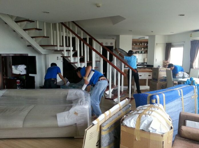 How To Pack a House